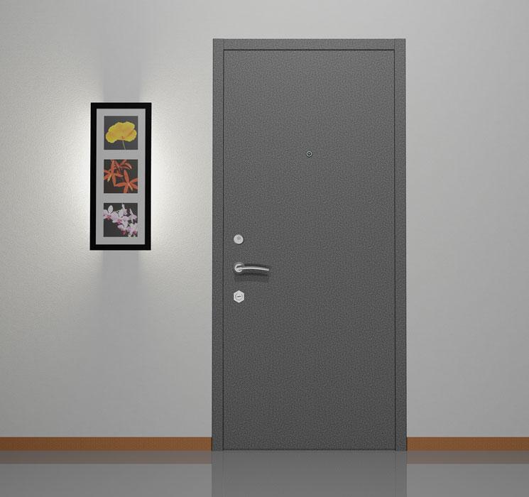 дверь входная сварная